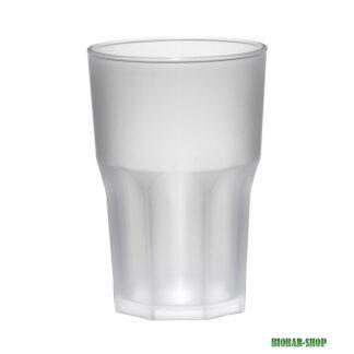 Bicchiere lavabile da cocktails 40 cl satinato